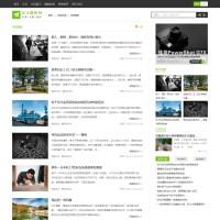 摄影垂直门户网站的更多截图演示3