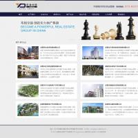 英达集团(房地产企业网站含移动端)的更多截图演示3